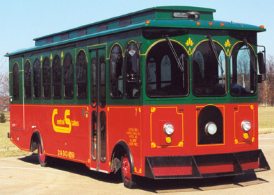 Specialty Vehicles 36-Passenger Trolley